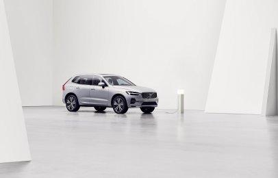 Volvo actualiza la XC60 para el modelo 2022