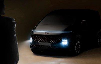 Hyundai Staria, la minivan futurista de los coreanos
