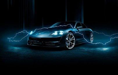 Techart lleva al Porsche Taycan a un nivel superior