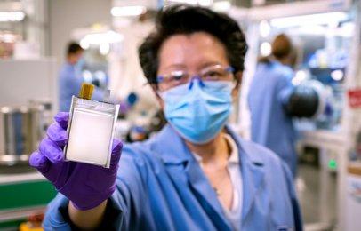 General Motors fabricará sus baterías Ultium con una compañía china
