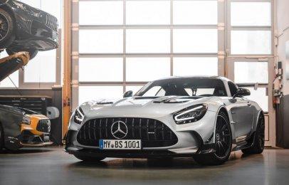 Opus Automotive incrementa la potencia del Mercedes-AMG GT Black Series