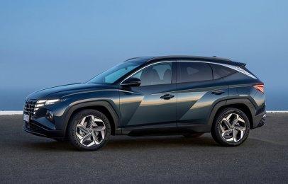 Hyundai Tucson 2022 Reseña - Con look de auto conceptual