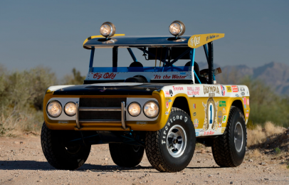 A subasta la mítica Ford Bronco Big Oly 1969