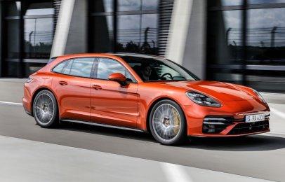La tercera generación del Porsche Panamera se podría hacer realidad