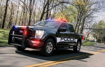 Video: Ford presenta la F-150 Police Responder