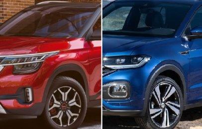 Comparativa: Kia Seltos SX 2021 vs Volkswagen T-Cross Highline 2021