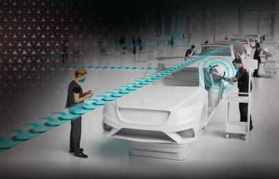 Mercedes-Benz y Siemens se unen para mejorar la sustentabilidad en la producción