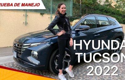Hyundai Tucson 2022 - Un nuevo look de auto conceptual