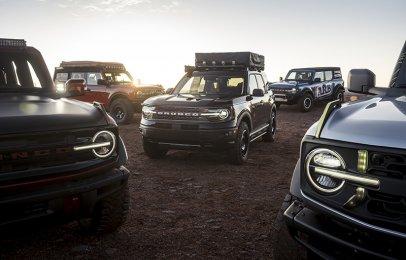 Ford quiere más personalización para las Bronco, anuncian nuevos accesorios