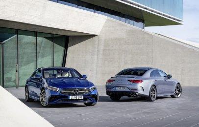 El Mercedes-Benz CLS recibe facelift y nuevo equipamiento