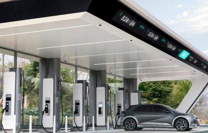 Hyundai crea las e-Pit, estaciones de carga inspiradas en la Fórmula 1