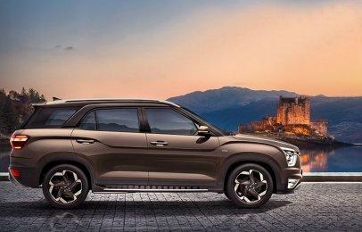 Hyundai presentó la Alcazar, su nueva SUV