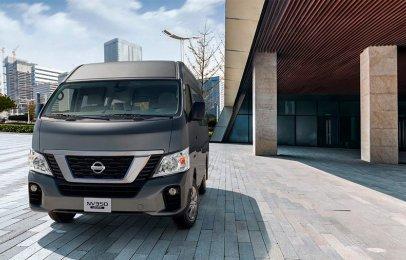 Nissan NV350 Urvan 2021 Reseña - Práctica y confiable para el uso empresarial