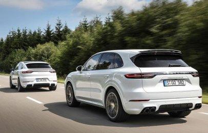 La Porsche Cayenne tendrá una versión electrificada
