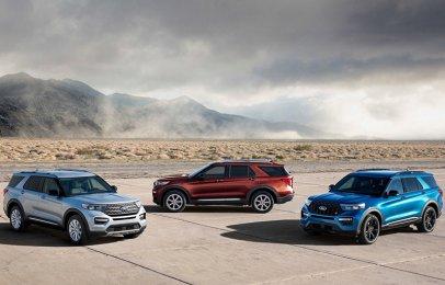 Nuevas versiones para la Ford Explorer 2021, más de una tendría sentido en México