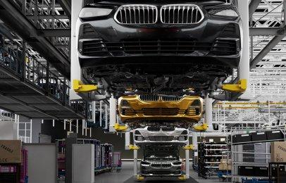 BMW utilizará Nvidia Omniverse para mejorar su planificación y manufactura