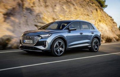 Audi Q4 e-Tron, la nueva y más económica SUV eléctrica de la marca