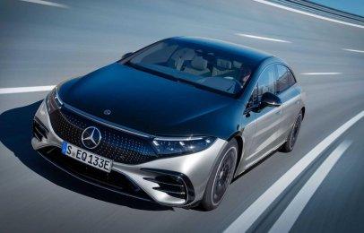 Mercedes-Benz EQS 2022, la marca llega para quedarse en la era electrificada