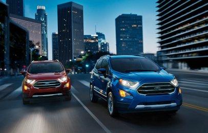 Ford EcoSport: Precios y versiones en México