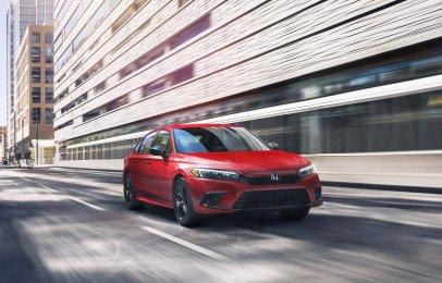 Honda Civic 2022, por fin se revela la onceava generación