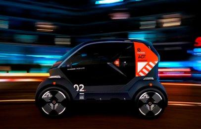 Renault presenta los autos eléctricos de su nueva marca Mobilize