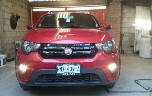 Precio de Fiat Mobi 2017