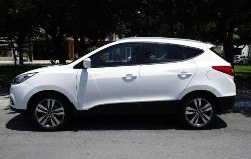 Hyundai ix 35 usado