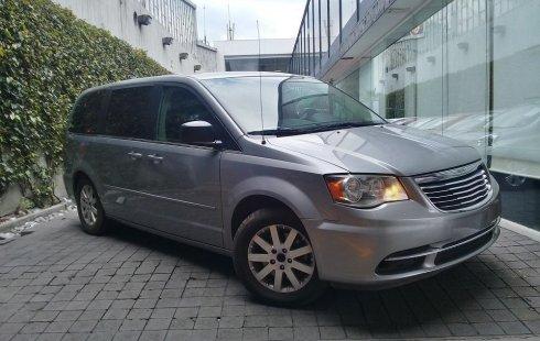 Chrysler TOWN & COUNTRY 2015 en Azcapotzalco