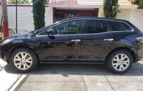 Mazda CX-7 2008 color negro