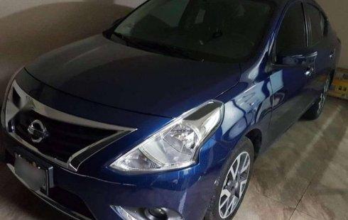 Vendo un carro Nissan Versa 2018 excelente, llámama para verlo