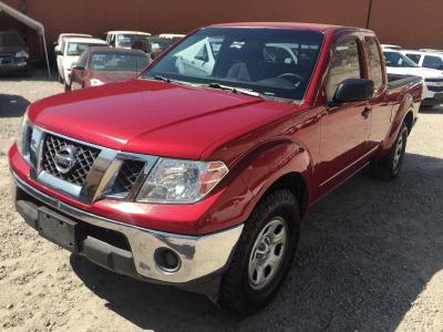 Nissan Frontier Precio Muy Asequible 375871