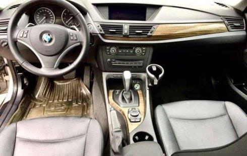 Quiero vender inmediatamente mi auto BMW X1 2012 muy bien cuidado