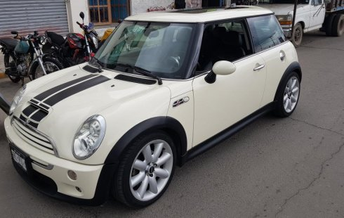 MINI Cooper S Chili 2006 Beige