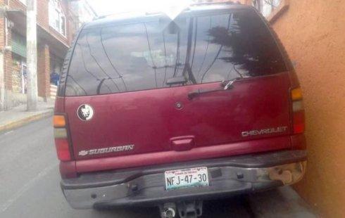 Urge!! En venta carro Chevrolet Suburban 2005 de único propietario en excelente estado