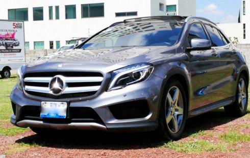 Mercedes-Benz Clase GLA 2017 usado
