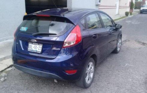 Ford FIESTA 2016 barato en Puebla