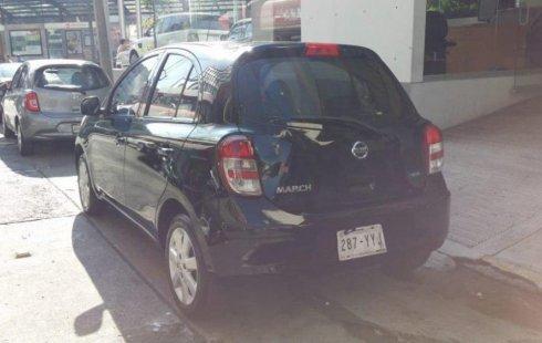 Me veo obligado vender mi carro Nissan March 2013 por cuestiones económicas