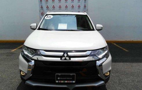 Mitsubishi Outlander impecable en Benito Juárez más barato imposible