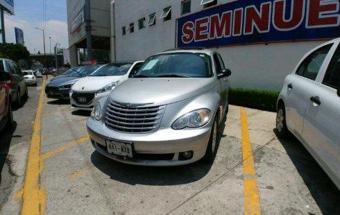 Vendo un Chrysler PT Cruiser por cuestiones económicas