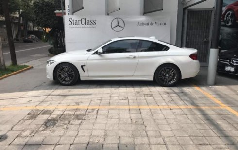 No te pierdas un excelente BMW Serie 4 2014 Manual en Benito Juárez