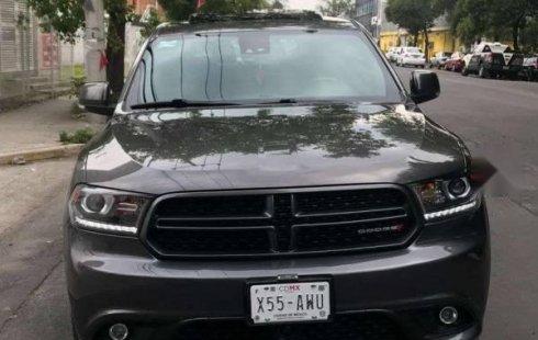 Un Dodge Durango 2014 impecable te está esperando