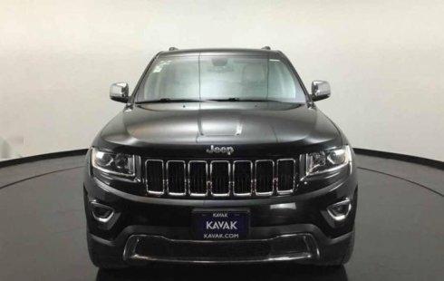 Me veo obligado vender mi carro Jeep Grand Cherokee 2014 por cuestiones económicas