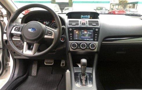 Tengo que vender mi querido Subaru XV 2016 en muy buena condición