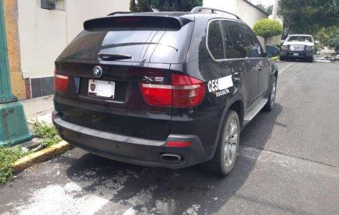 Tengo que vender mi querido BMW X5 2008 en muy buena condición