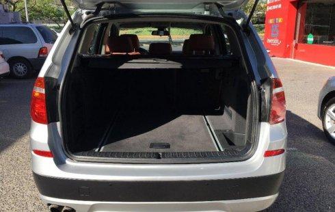Se vende urgemente BMW X3 2013 Automático en Querétaro