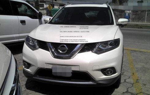 Venta auto Nissan X-TRAIL 2016 , Puebla *HAY CREDITO