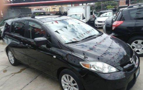 Vendo un Mazda 5 por cuestiones económicas