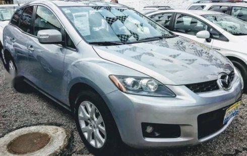 Pongo a la venta cuanto antes posible un Mazda CX-7 en excelente condicción a un precio increíblemente barato