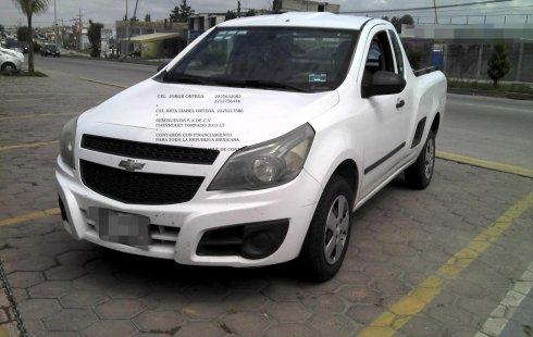 Venta auto Chevrolet Tornado 2013 , Puebla