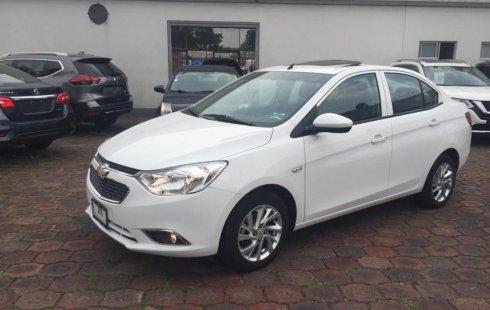 Chevrolet Aveo LTZ Aut  nueva generación